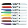 Vis-A-Vis Wet-Erase Marker, Fine Point, Assorted, 8/set