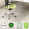 ENVIRONMAT ALL DAY USE CHAIR MAT FOR HARD FLOORS, 36 X 48, LIPPED, CLEAR
