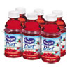 Cranberry Juice Drink, Diet Cranberry, 10 oz Bottle, 6/Pack