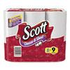 Choose-A-Size Mega Roll, White, 102/roll, 6 Rolls/pack, 4 Packs/carton