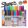 Fine Electro Pop Marker, Fine Point, Assorted, 24/Pack 1927350