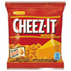 Cheez-it Crackers, 1.5 oz Bag, Reduced Fat, 60/Carton