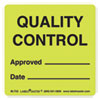 Picture for category Quality Control Labels