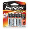 Max Alkaline Batteries, Aa, 8 Batteries/pack