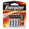 Max Alkaline Batteries, Aaa, 8 Batteries/pack