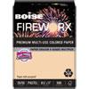 Fireworx Colored Paper, 20lb, 8-1/2 X 11, Rat-a-tat Tan, 500 Sheets/ream