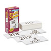 Flash Cards, Division Facts 0-12, 3w x 6h, 93/Pack