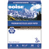 Aspen Premium Laser Paper, 96 Bright, 24lb, 8-1/2 X 11, White, 500 Sheets/ream