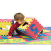 Wonderfoam Letters & Number Puzzle Mat, 72 Pieces/Pack