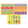 Magnetic WonderFoam Puzzles, Three Puzzles/Set