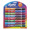 Picture of 2-in-1 Dry Erase Markers 16 Assorted Colors Medium 8Pack