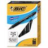 Gel-ocity Retractable Gel Pen, Black Ink, Medium, .7mm, 24/pack