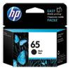 HP 65 (N9K02AN) Black Original Ink Cartridge