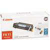 FX11 (FX-11) Toner, 4500 Page-Yield, Black