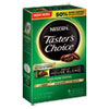 Taster's Choice Decaf House Blend Instant Coffee, 0.1oz Stick, 5/Box, 12 Bx/Ctn