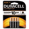 CopperTop Alkaline Batteries, AAA, 8/PK