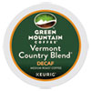 Vermont Country Blend Decaf Coffee K-Cups, 24/Box