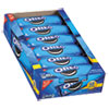 Oreo Cookies Single Serve Packs, Chocolate, 2.4oz Pack, 6 Cookies/Pack, 12Pk/Bx 00470
