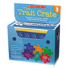 Trait Crate, Grade 3, Seven Books, Posters, Folders, Transparencies, Stickers