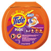 Detergent Pods, Spring Meadow Scent, 72 Pods/Pack