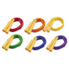 Licorice Speed Rope, 8 ft, Yellow Handle