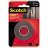 Extreme Mounting Tape, 1 X 60, Black