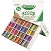 Classpack Regular Crayons, 16 Colors, 800/bx