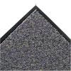 Classic Berber Wiper Mat, Nylon/olefin, 36 X 60, Gray