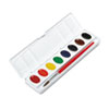 Picture of Professional Watercolors 8 Assorted ColorsOval Pans