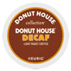 Donut House Decaf Coffee K-Cups, 96/Carton