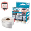 """LW DURABLE SHELVING LABELS, 1"""" X 3.5"""", 100/ROLL"""
