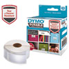 """LW DURABLE MULTI-PURPOSE LABELS, 1"""" X 2.12"""", 160/ROLL"""