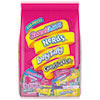 Assorted Candy, Individually Wrapped, 3 lb Bag, 6 Bags/Carton