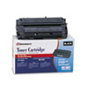 Compatible remanufactured standard-yield printer toner cartridge for HP LaserJet 5L, 5L Xtra, 6L, 6Lse, 6Lxi, 3100, 3150 Series produces a 2,500 page-yield at 5% coverage.