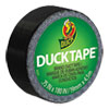 Ducklings Ducktape, 9 Mil, 3/4 X 180, Black