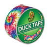 Colored Duct Tape, 9 Mil, 1.88 X 10 Yds, 3 Core, Love Tie Dye