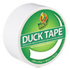 Colored Duct Tape, 9 Mil, 1.88 X 20 Yds, 3 Core, White
