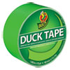 Colored Duct Tape, 9 Mil, 1.88 X 15 Yds, 3 Core, Neon Green