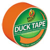 Colored Duct Tape, 9 Mil, 1.88 X 15 Yds, 3 Core, Neon Orange
