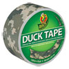 Colored Duct Tape, 10 Mil, 1.88 X 10 Yds, 3 Core, Digital Camo