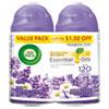 Freshmatic Ultra Spray Refill, Lavender/chamomile, Aerosol 6.17 Oz, 2/pack
