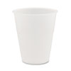 Conex Translucent Plastic Cold Cups, 12oz, 50/Bag, 20 Bags/Carton