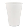 Conex Galaxy Polystyrene Plastic Cold Cups, 9oz, 100 Sleeve, 25 Sleeves/Carton Y9CT