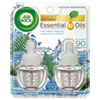 Scented Oil Refill, Fresh Waters, 0.67oz, 2/pack