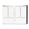 Dated one-page-per-day planner refill.
