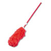 Lambswool Extendable Duster, Plastic Handle Extends 35 To 48, Assorted Colors