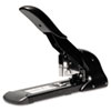 Super Duty Easy Loading Heavy-Duty Stapler, 220-Sheet Capacity, Black