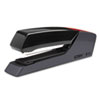 S17 SuperFlatClinch Full-Strip Stapler, 30-Sheet Capacity, Black