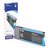 Epson Cyan UltraChrome Ink Cartridge for Stylus Pro 4800 and 9600