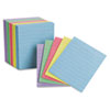 Oxford® Mini Index Cards